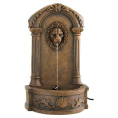 Found it at Wayfair - Stately Manor Fountain in Brown
