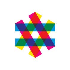 logo for the 7th Zagreb Jewish film festival by Mirko Ilić (2012)