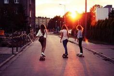 Longboard Girls Crew Poland