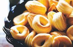 Na Cozinha da Margô: Biscoito de Queijo Mineiro
