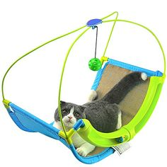 ANG Cat Rocking Roller Cradle Bed with Scratching Pad and... https://www.amazon.com/dp/B01K73O00A/ref=cm_sw_r_pi_dp_x_leZ6xbJT31X09