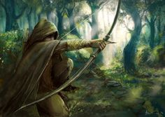 Hunting by Ines92 on deviantART