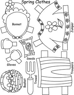 learningenglish-esl: SEASONS CLOTHES PAPER DOLL