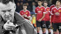 Apenas una temporada y media después de su llegada al club, el proyecto del holandés Louis van Gaal en el banquillo del Manchester United sufrió el martes un batacazo considerable al despedirse de la Champions League a las primeras de cambio. Diciembre 09, 2015.