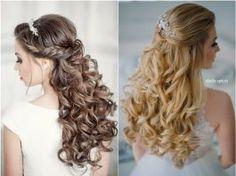 35 Trendiest Half Up Half Down Wedding Hairstyle Ideas