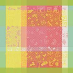 Petite nappe Alice coloris Berlingot
