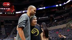 Video: Justin Salcedo is battling testicular cancer, and has the full support of Spurs point gaurd Tony Parker