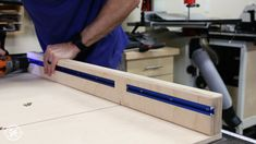 How To Make A Table Saw Sled (FREE Plans) | FixThisBuildThat