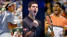 Check out these top men at the Aussie Open 2015