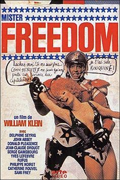 Mr Freedom by William Klein (1969)