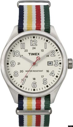 Collaboration with The Bay + Timex