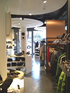 Innenarchitektur Ladenbau distler rüdiger innenarchitekt aus münchen natur in die