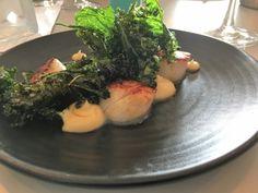 Restaurant Review: Murmur, Brighton - scallops