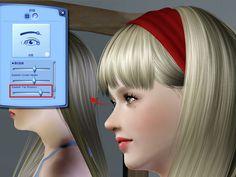 SClub : Eyelash adjustment