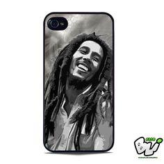 Bob Marley Rasta iPhone 5 Case | iPhone 5S Case
