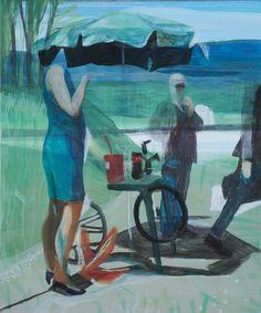 Marc Desgrandchamps - Galerie Zürcher - New-york - Paris