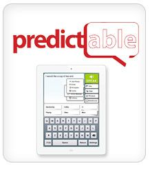 Predictable ($159.99) from Tbox Apps - iPad, iPod Touch, iPhone Text-Based AAC app- offers phrase banks, social media and e-mail capability, word prediction, handwriting recognition and switch access - available in English, Danish, German, Spanish, Norwegian and Swedish! Each app has its own set of voices and localized dictionaries. Hopefully other developers are working on expanding available languages as well.
