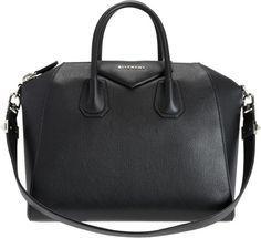 Givenchy Antigona Medium Duffel-Black
