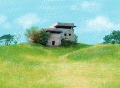 横須賀・三浦半島の風景 花立新砲台