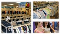 Today's Deal - South Side Outlet. Brand name clothing for the entire family at discount prices!