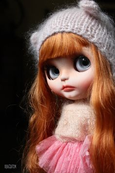 Ooak Custom Blythe Art Doll Milly by Iriscustom by aline8