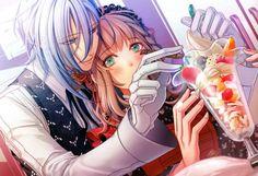 Immagine di amnesia, ikki, and heroine Ikki Amnesia, Amnesia Anime, Amnesia Memories, Good Luck Girl, Romance, Another Anime, Flirt Tips, Flirting Tips For Girls, Manga