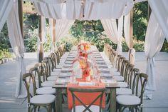 WEDDING INSPIRATION: WHIMSICAL CHIC WEDDING DESIGN