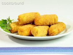 Crocchè di patate: Ricetta Tipica Campania | Cookaround
