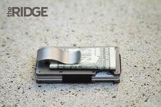 画像: 1/6【新しい財布の形を提案、メタル製ウォレット「ザ・リッジ」が日本初上陸】