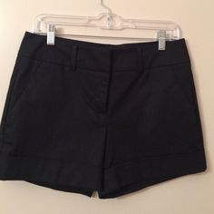7th Avenue New York and Co Black Short Brand new. Never used. New York and Co Shorts Bermudas
