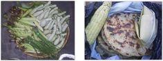 Vegetales frescos y guirilas♥♥