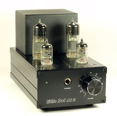 Little Dot - MK II MK2 MKII Valve Headphone Amplifier
