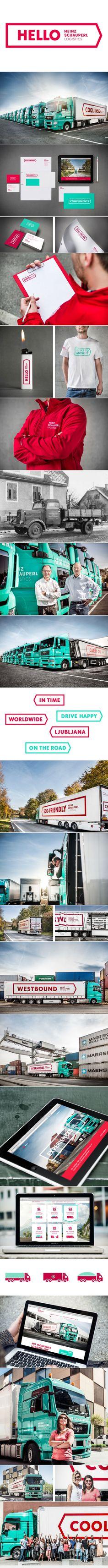 Moodley Brand Identity –Dynamic identity for Heinz Schauperl Logistics