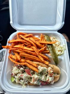 [i ate] this awesome lobster roll #food #foodporn #recipe #cooking #recipes #foodie #healthy #cook #health #yummy #delicious
