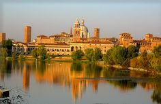 Mantova, province of Mantua , Lombardy region. I LOVE Mantua, could quite happily move there tomorrow!