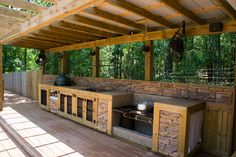 Show your BBQ Area - Page 8 - The BBQ BRETHREN FORUMS.