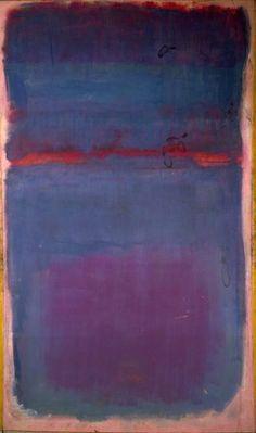mitakuye-oyasinn:  Mark RothkoUntitled, 1949