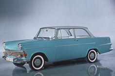 Opel Rekord II P