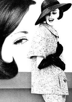 Dorothea McGowan by William Klein