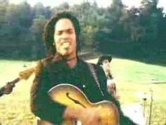 Lenny Kravitz - Let Love Rule // Nice pop chops, Karl Denson. Nice indeed.