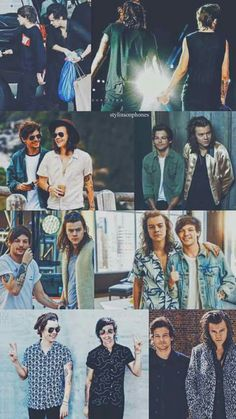 Find images and videos about louis tomlinson, Harry Styles and larry on We Heart It - the app to get lost in what you love. One Direction Fotos, One Direction Harry, One Direction Pictures, Direction Quotes, Larry Stylinson, Niall Horan, Zayn Malik, Louis E Harry, Larry Shippers
