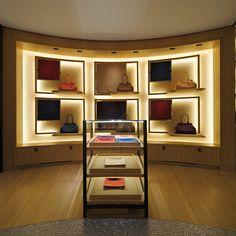 Moynat store, Paris store design
