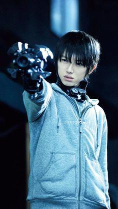 Kanata Hongo in Gantz