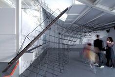 Formations: New Practices in Australian Architecture / Australia Pavilion
