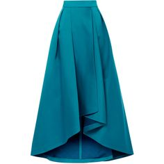 Skirts | Greens ALECIANA FULL SKIRT | Coast Stores Limited ($255) ❤ liked on Polyvore featuring skirts, green skirt, blue green skirt, blue skirt and full skirt