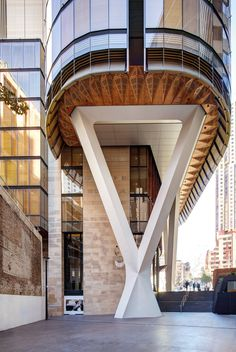 Tower of Wood: The EY Centre,© Brett Boardman