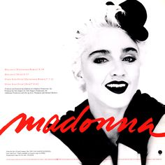 Madonna – Holiday/Over And Over (US 12″ Promo)