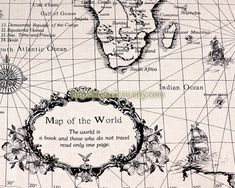Really cool fabric, map of the world. Amanda wants a large map to pin places we have traveled, and I think this design would be awesome (see the link for hanging version that someone made).