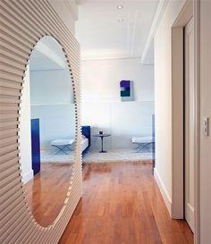 blog de decoração - Arquitrecos: Corredores decorados (e muito fáceis de fazer!)