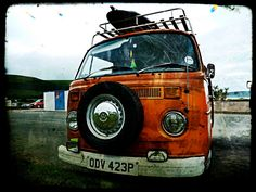 The Dharma Bus Surfing Uk, Newquay, Pictures, Photos, Grimm
